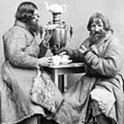 Russia: Samovar, C1860 Art Print