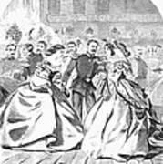 Russian Visit, 1863 Art Print by Granger