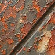 Rust IIi Art Print