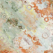 Rustic Impression Art Print