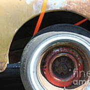 Rusty 1941 Chevrolet . 5d16212 Art Print by Wingsdomain Art and Photography