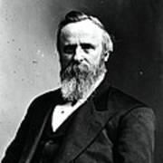 Rutherford B. Hayes, 19th American Art Print