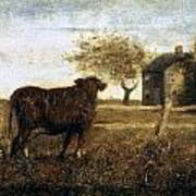 Ryder: The Pasture, C1875 Art Print