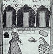 Saadi (c1184-1291) Art Print