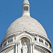 Sacre Coeur Dome Art Print
