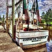 Safe Harbor Southern Tradition Art Print