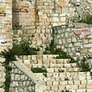 Safed Galilee Israel Art Print