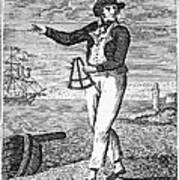 Sailor, 18th Century Art Print