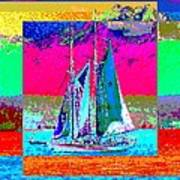 Sailors Delight 2 Art Print