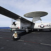 Sailors Guide An E-2c Hawkeye Art Print