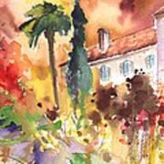 Saint Bertrand De Comminges 12 Art Print