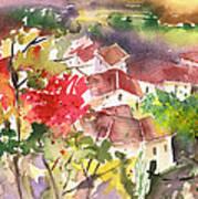 Saint Bertrand De Comminges 15 Art Print