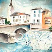 Saint Girons 02 Art Print