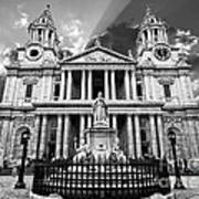 Saint Paul's Cathedral Art Print