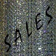 Sales Gallery Art Print