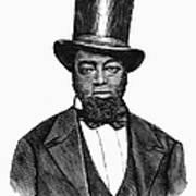 Samuel D. Burris Art Print
