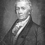 Samuel Latham Mitchill Art Print