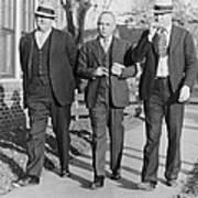 Samuel S. Leibowitz 1893-1978, Attorney Print by Everett