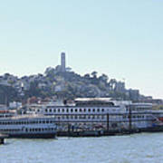 San Francisco Collection #26 Art Print