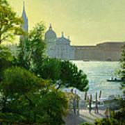 San Giorgio - Venice  Art Print