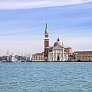 San Giorgio Maggiore Art Print by Joana Kruse