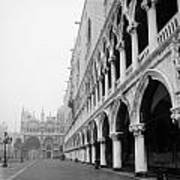 San Marco Square In Venice Art Print
