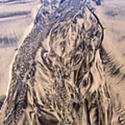 Sand Painting 55 Art Print
