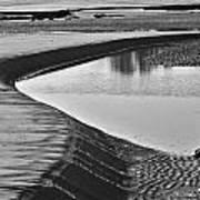 Sandbank  Art Print
