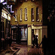 Sandys Row Sw1 Art Print