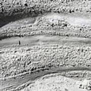 Sarakiniko White Tuff Formations, Milos Art Print