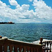Sarasota Bay In Florida Art Print