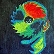 See Saw Art Print