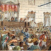 Sc: Legislature, 1876 Art Print by Granger