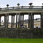 Schloss Sanssouci Gardens Art Print