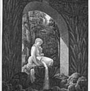 Schoenbrunn Palace, 1823 Art Print