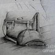 Still Life Study Drawing Practice Art Print