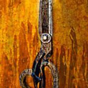 Scissors Art Print