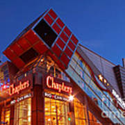 Scotianbank Theatre And Chapters Building Art Print