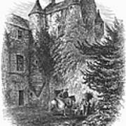 Scotland: Castle Art Print