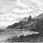 Scotland: Dunrobin Castle Art Print