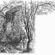 Scotland: Jedburgh House Art Print