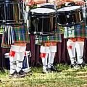 Scottish Festival 3 Art Print