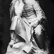 Sculpture Of Kaiser William II, Title Print by Everett