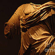 Sculpture Olympia 1 Print by Bob Christopher