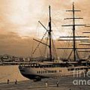 Sea Cloud II Art Print