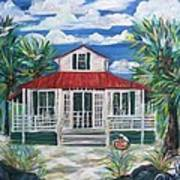 Sea Crest Art Print by Doralynn Lowe