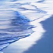 Sea Foam Art Print by Suni Roveto