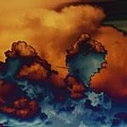 Sea Of Clouds Art Print
