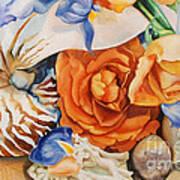 Sea Petals Art Print