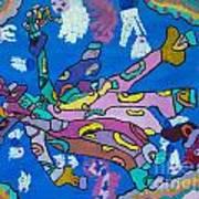 Sealife In Color Art Print